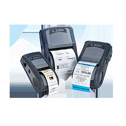 Mobile Barcode Printers